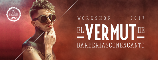 barberias vermut workshop
