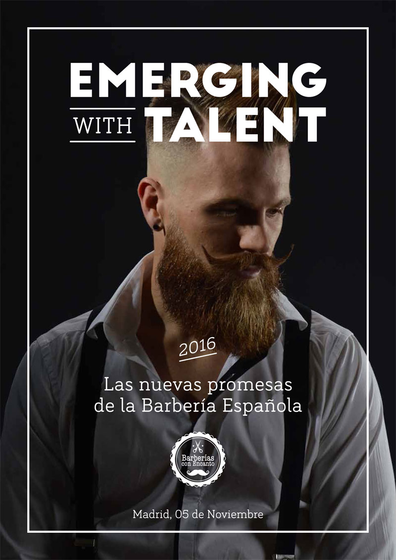 emerging with talent barberias con encanto