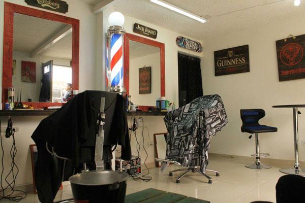 barber as con encanto el portal para los hombres con estilo On disenos de interiores para barberias