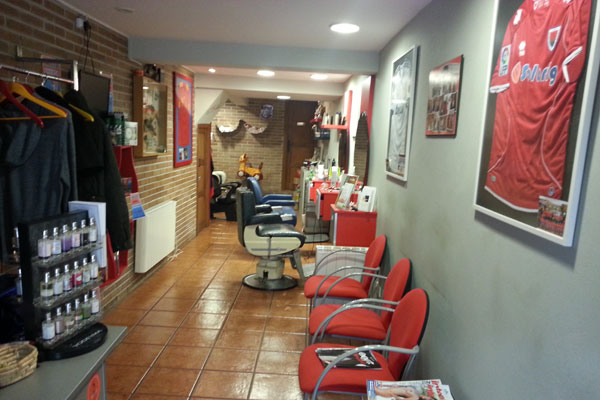 Barber as con encanto el portal para los hombres con estilo - Nuevo estilo peluqueria ...